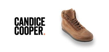 Candice Cooper Sneaker Milena in braun für den herbst Winter 2017 - 2018